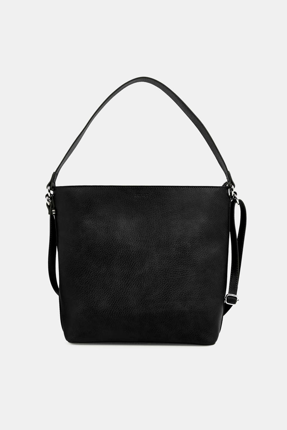 Esprit - Hobo bag i skind-look