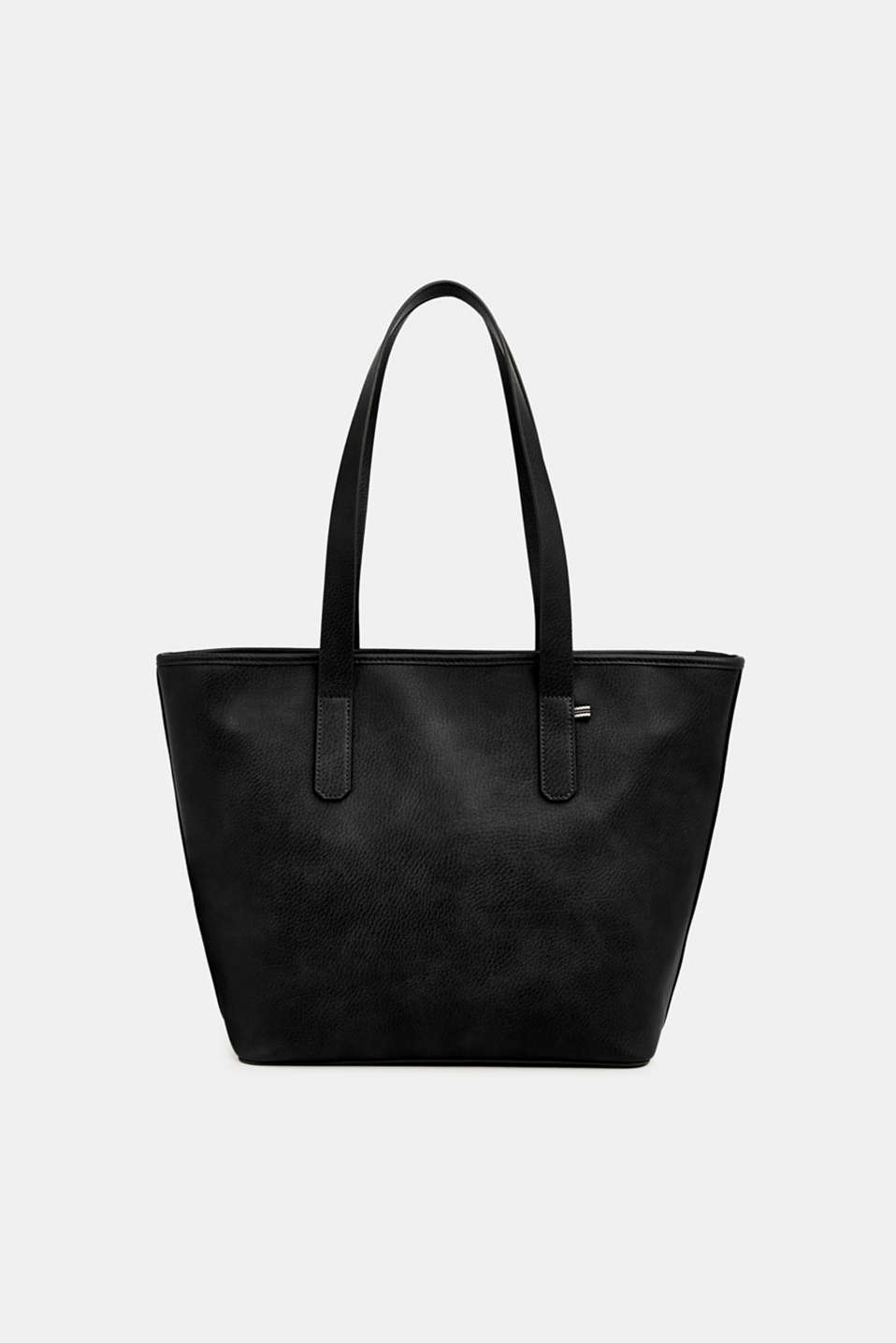 Esprit - Shopper i skind-look