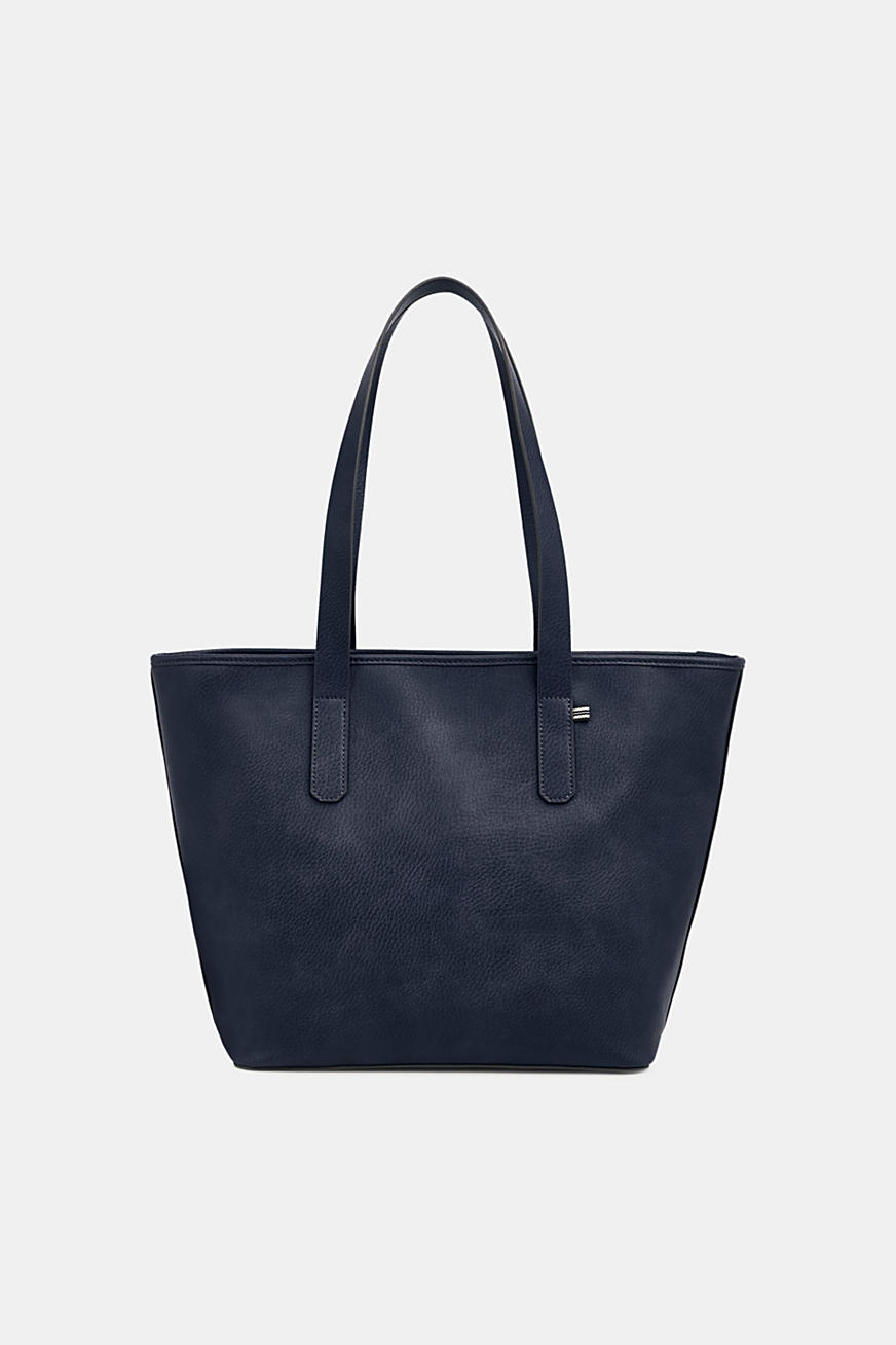 Borsa shopper in similpelle