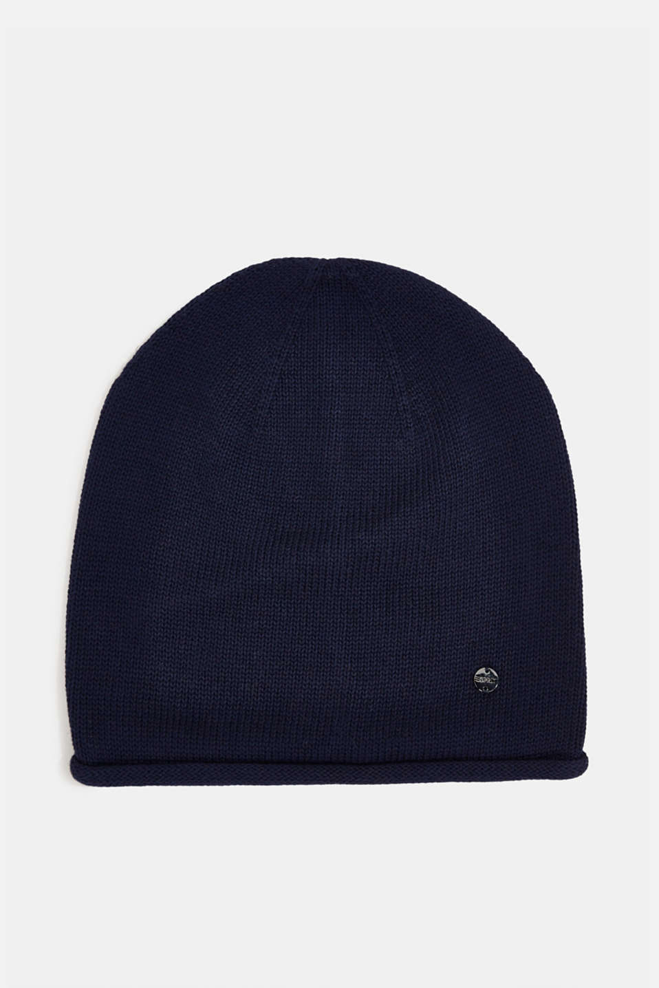 Esprit - Beanie made of 100% organic cotton