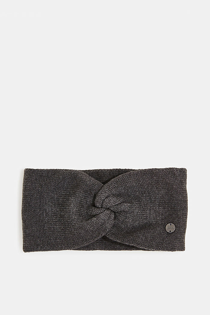 Headband made of 100% organic cotton