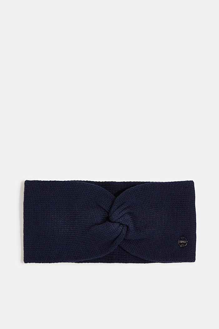 Headband made of 100% organic cotton