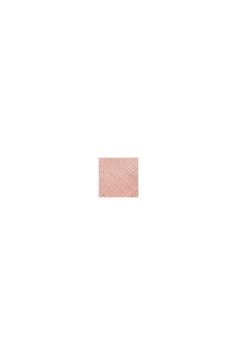 Loop-Schal aus 100% Baumwolle, OLD PINK, swatch