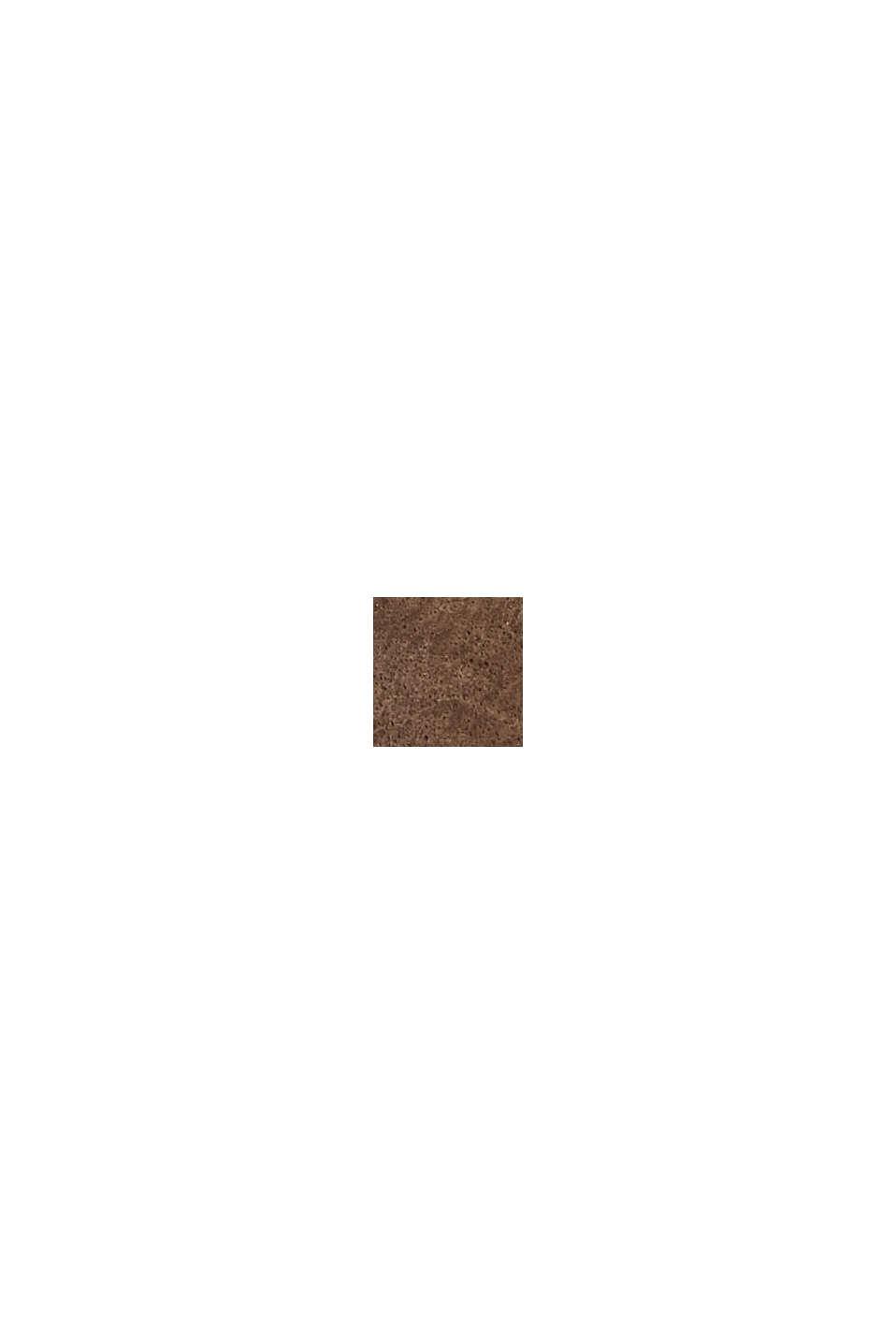 Ceinture en cuir, BROWN, swatch