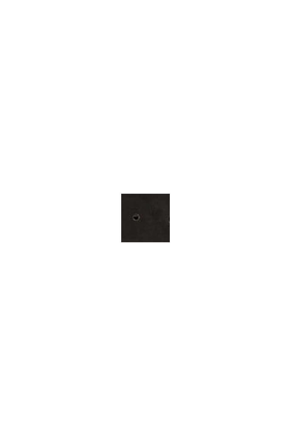 Ceinture en cuir nubuck, BLACK, swatch