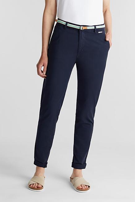 Chino Hosen für Damen im Online Shop kaufen   ESPRIT