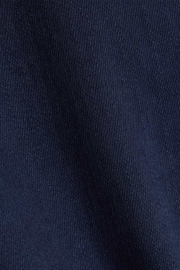 Trousers with shaping function, NAVY, detail image number 4