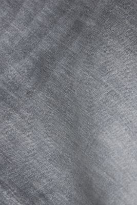 Shaping jeans with a high-waisted waistband, GREY MEDIUM WASH, detail