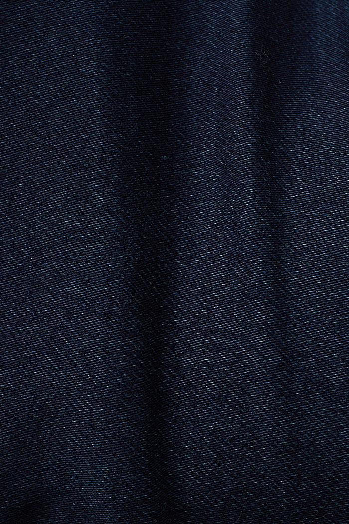 Skinny Jeans in Jogger-Qualität, BLUE RINSE, detail image number 4