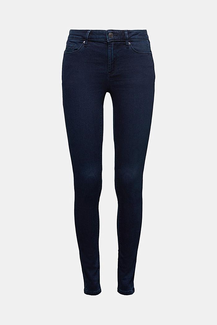 Skinny Jeans in Jogger-Qualität