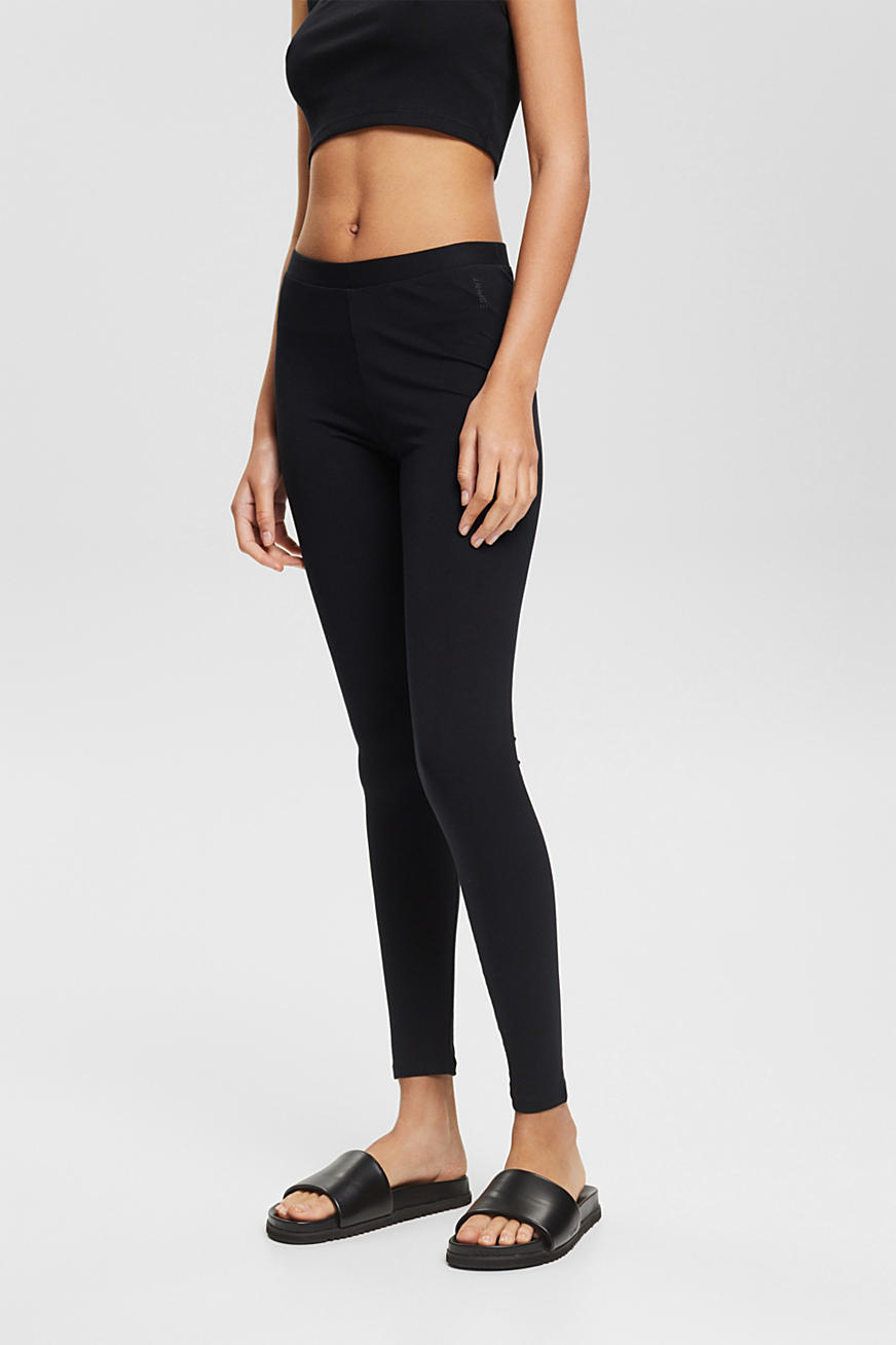 Legging met organic cotton