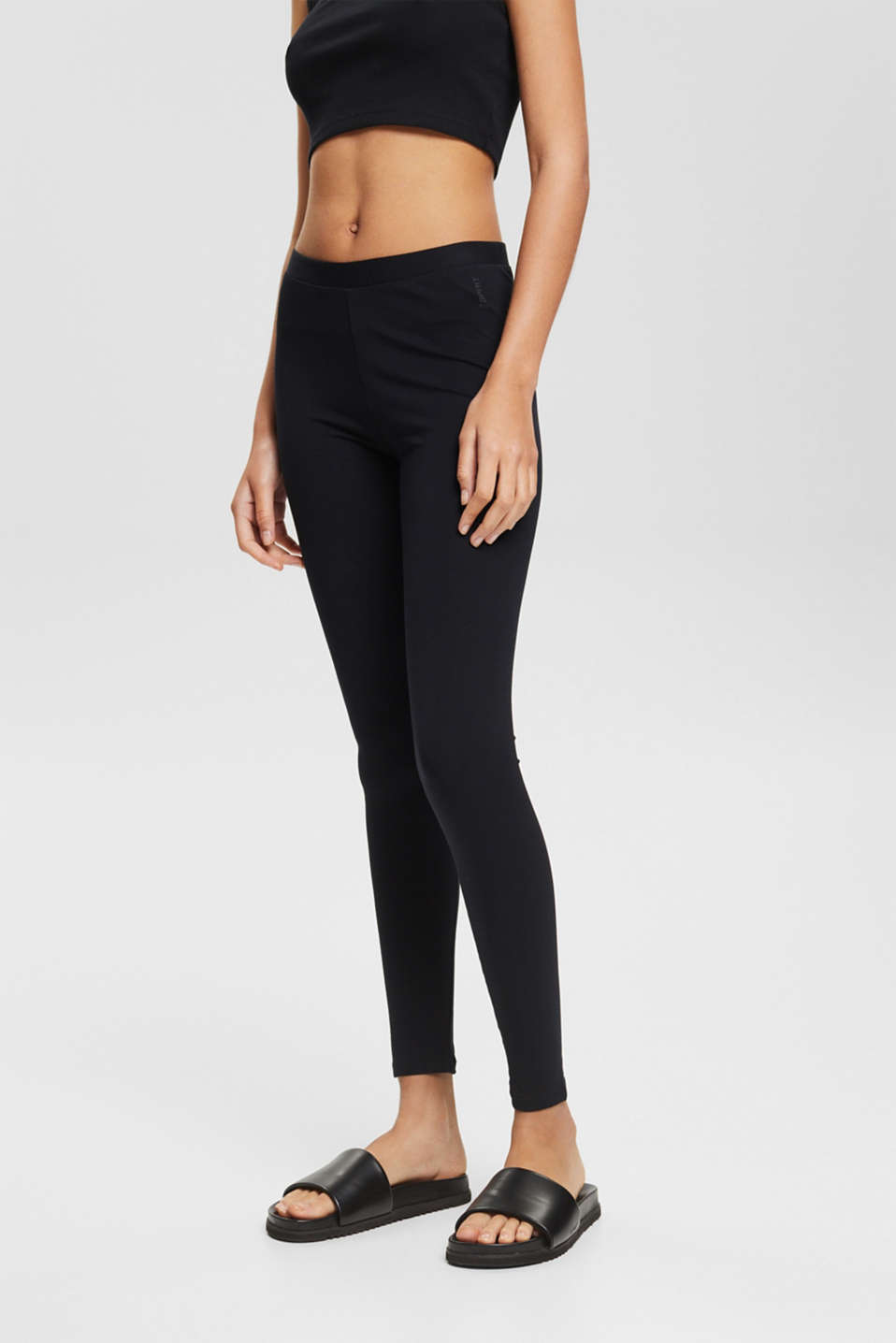Esprit - Leggings mit Organic Cotton