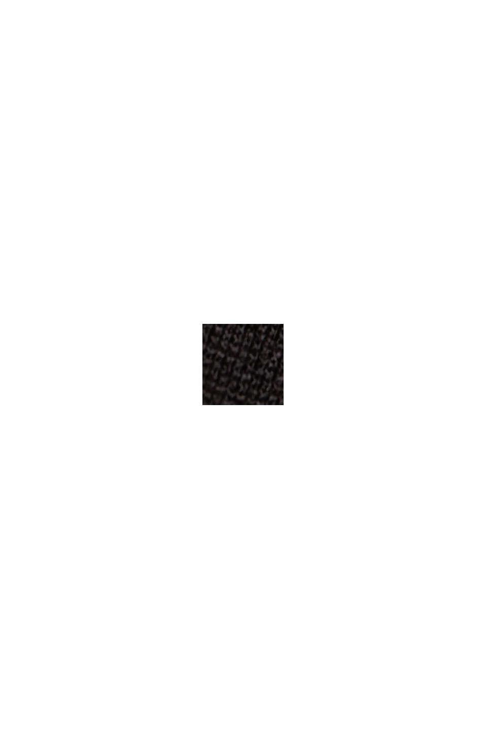 Joggery z jerseyu, BLACK, swatch
