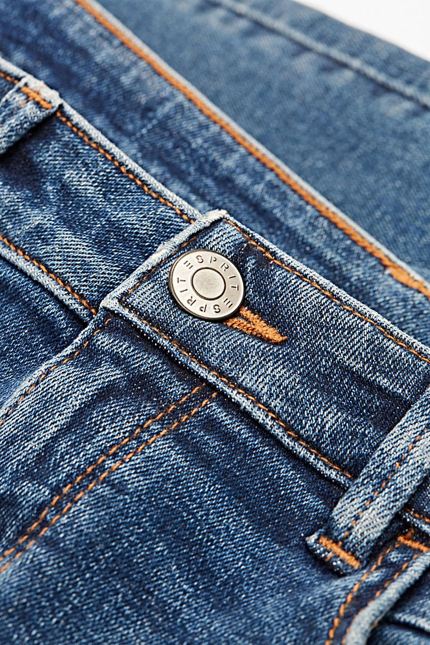 Stretch jeans in organic cotton