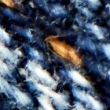Stretchjeans van biologisch katoen, BLUE MEDIUM WASHED, swatch