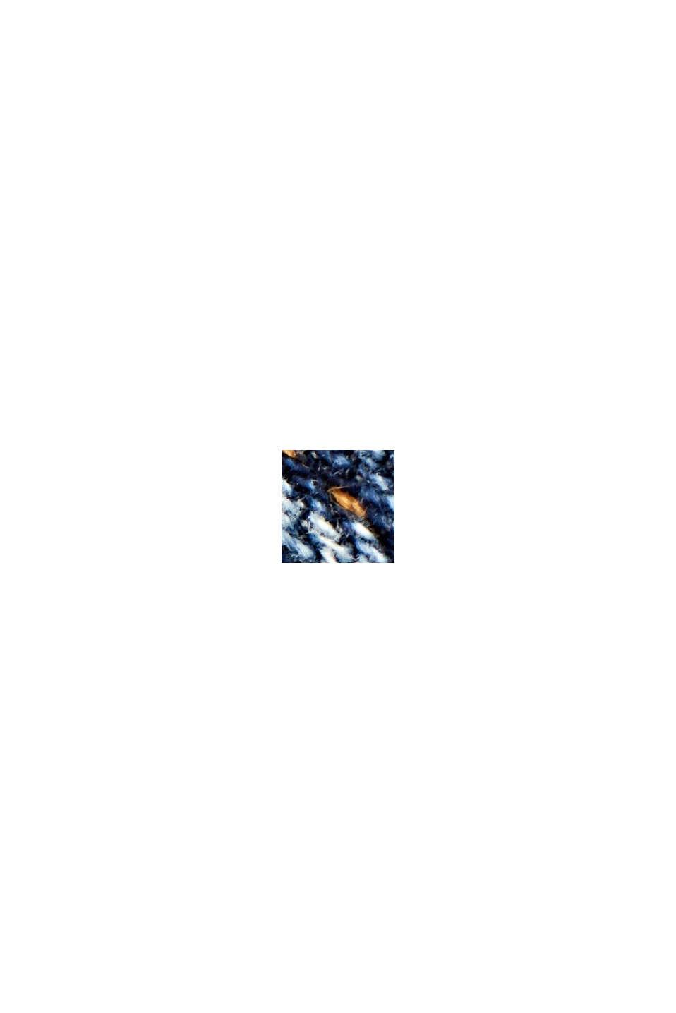 Stretchjeans i økologisk bomuld, BLUE MEDIUM WASHED, swatch