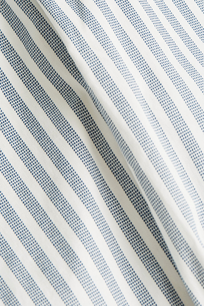 Chino-Shorts mit Gürtel, GREY BLUE, detail image number 4