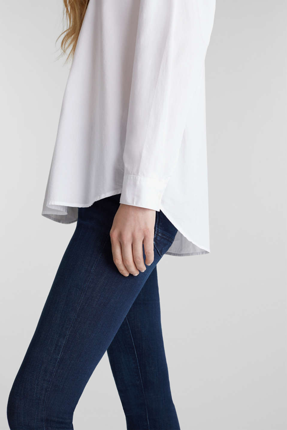 Blouses woven, WHITE, detail image number 2