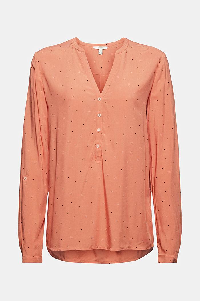 Bluse aus LENZING™ ECOVERO™