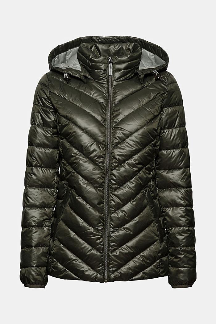 Materiale riciclato: giacca con 3M™ Thinsulate™