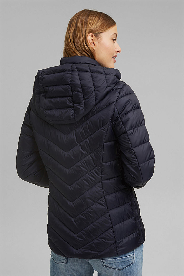 Recycelt: 3M™ Thinsulate™ Jacke, NAVY, detail image number 3