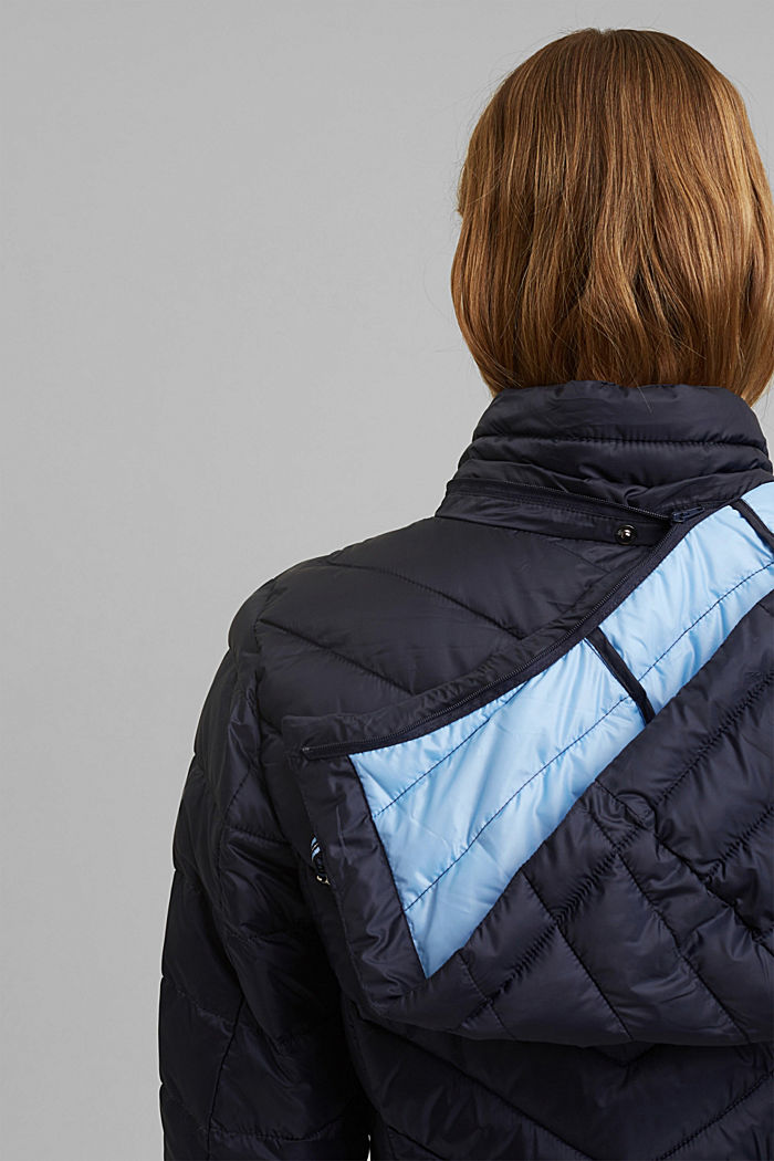 Recycelt: 3M™ Thinsulate™ Jacke, NAVY, detail image number 2