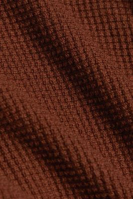 Sweaters cardigan, BROWN, detail
