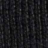V-Neck-Pullover mit Organic Cotton, BLACK, swatch