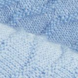Trui met structuur, van een katoenmix, PASTEL BLUE, swatch
