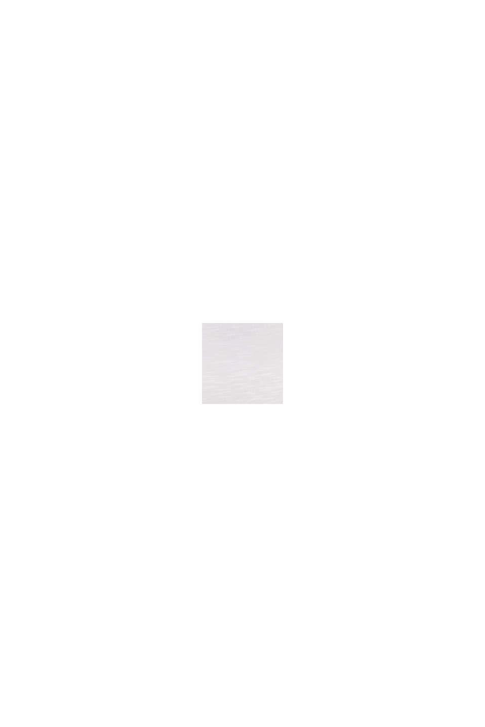 T-shirt en jersey de coton biologique, WHITE, swatch