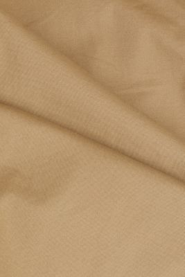 Stretch chinos made of twill, BEIGE, detail