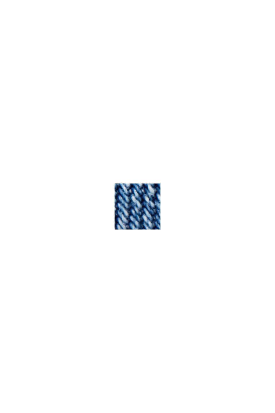 Stretchjeans met biologisch katoen, BLUE LIGHT WASHED, swatch