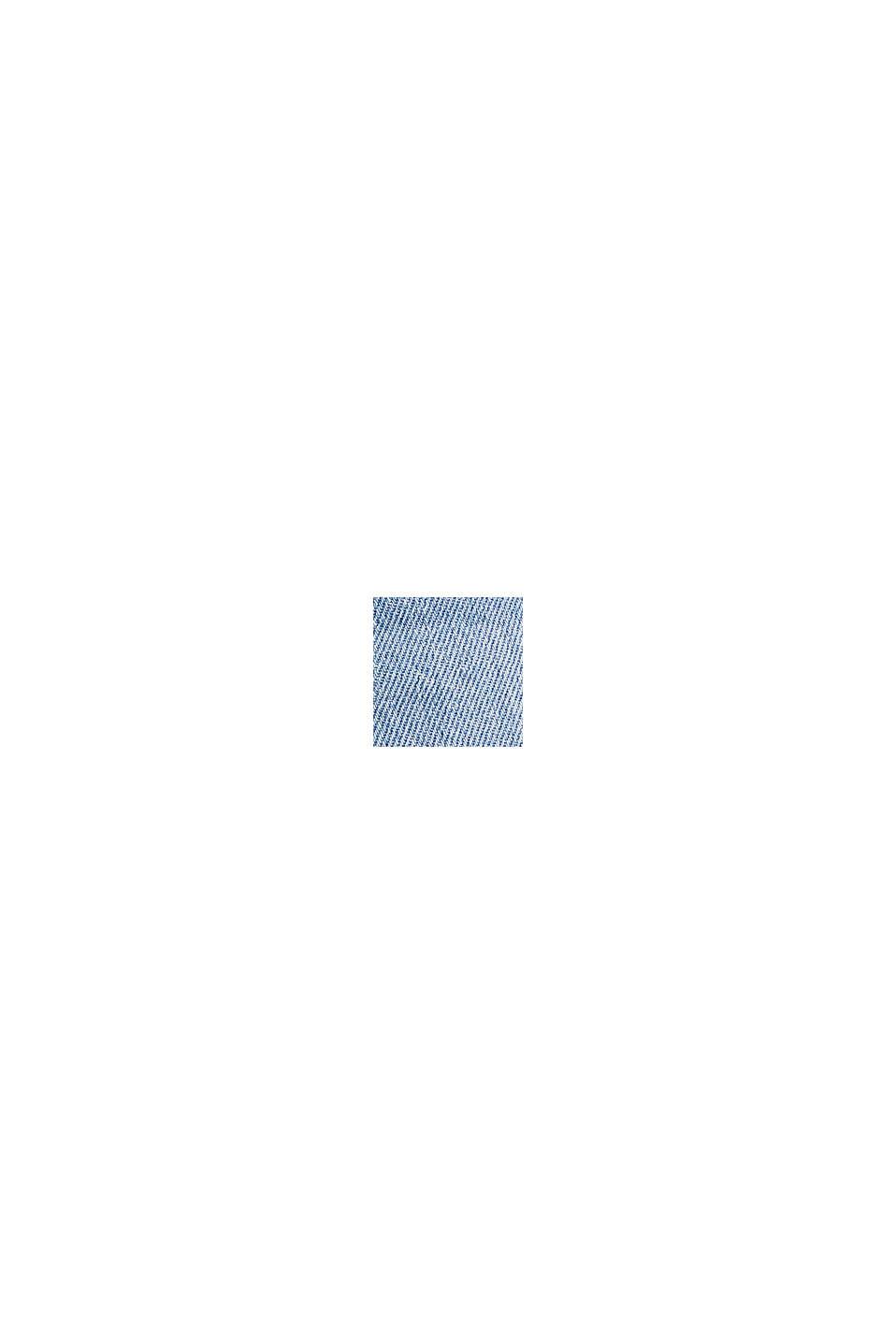 Denim-Shorts mit Organic Cotton, BLUE LIGHT WASHED, swatch