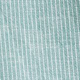 Blended linen: pinstripe shirt, GREEN 3, swatch