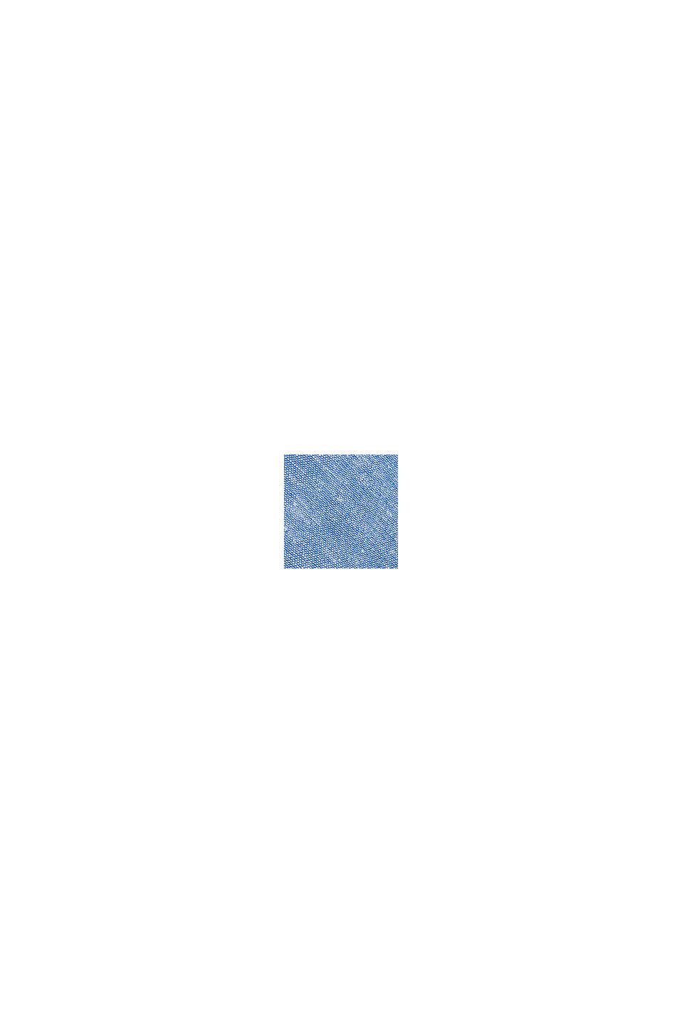 Mit Leinen: Kurzarm-Hemd, LIGHT BLUE, swatch