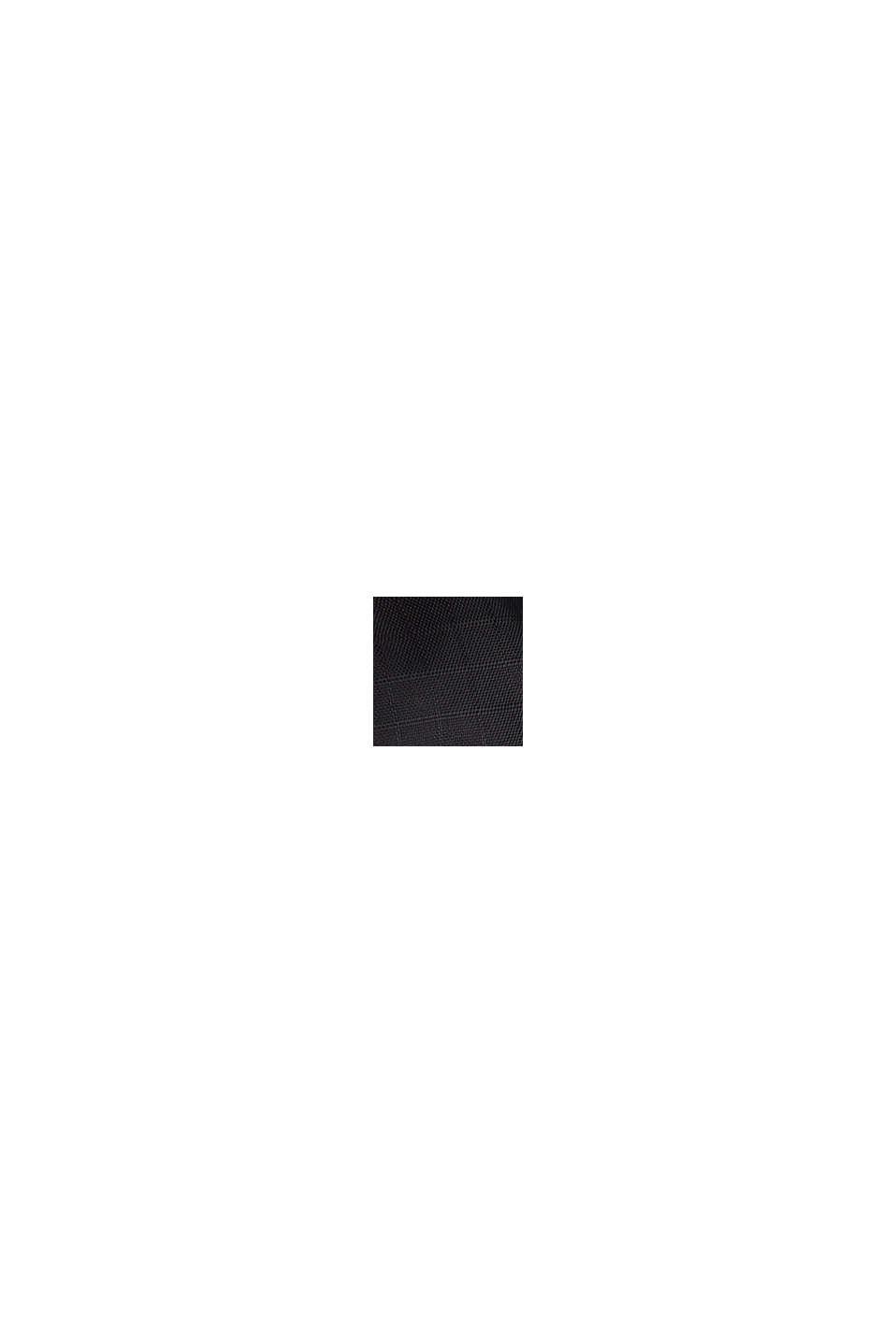 Gerecycled: gewatteerde jas met 3M™ Thinsulate™, BLACK, swatch