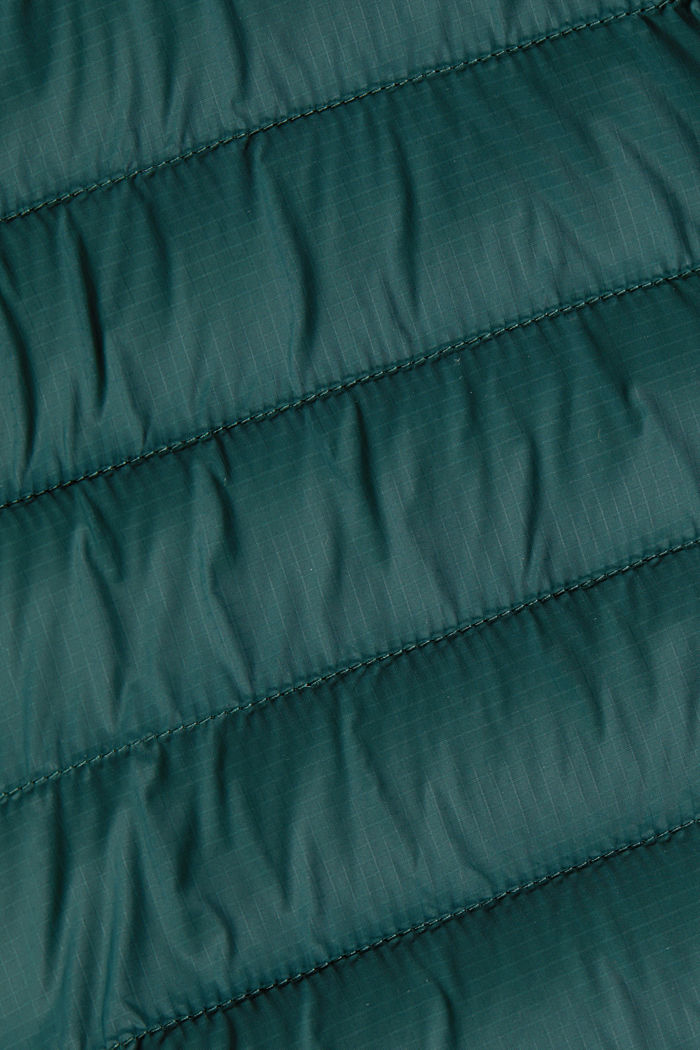 Quilted jacket with 3M™ Thinsulate™ filling, DARK GREEN, detail image number 5