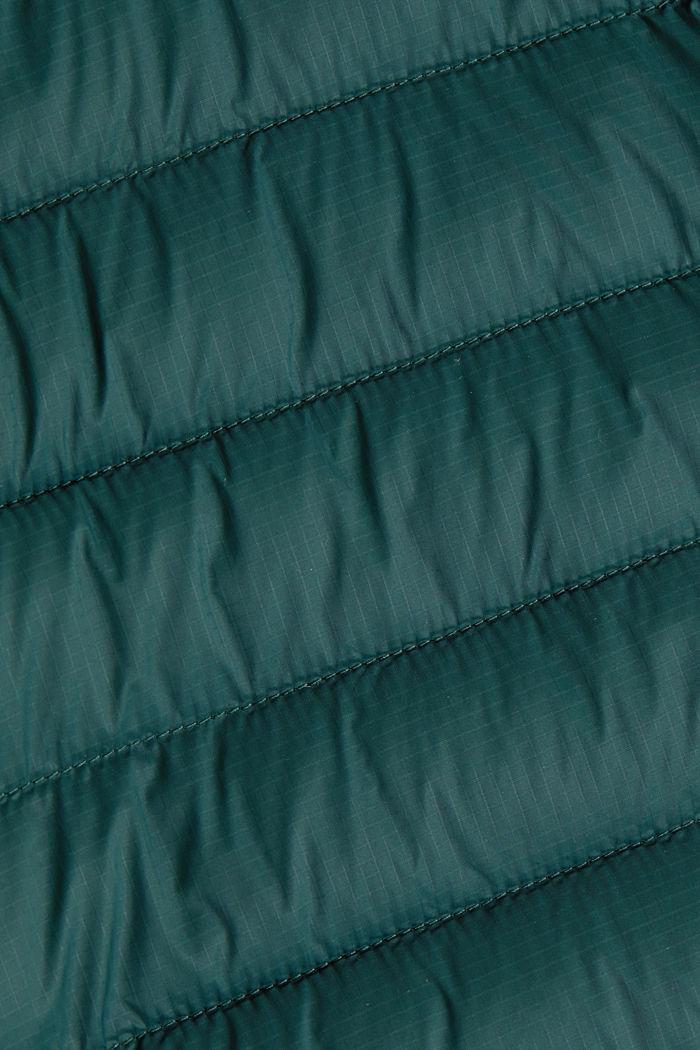Giacca trapuntata con imbottitura 3M™ Thinsulate, DARK GREEN, detail image number 5