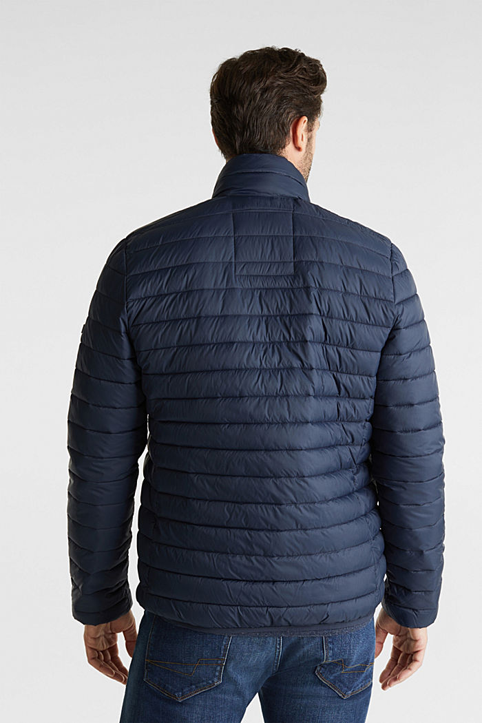 Quilted jacket with 3M™ Thinsulate™ filling, DARK BLUE, detail image number 3