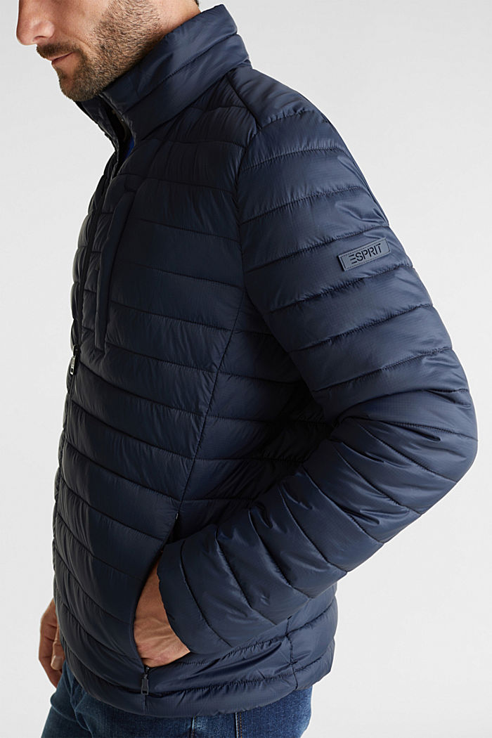 Steppjacke mit 3M™ Thinsulate™-Füllung, DARK BLUE, detail image number 2