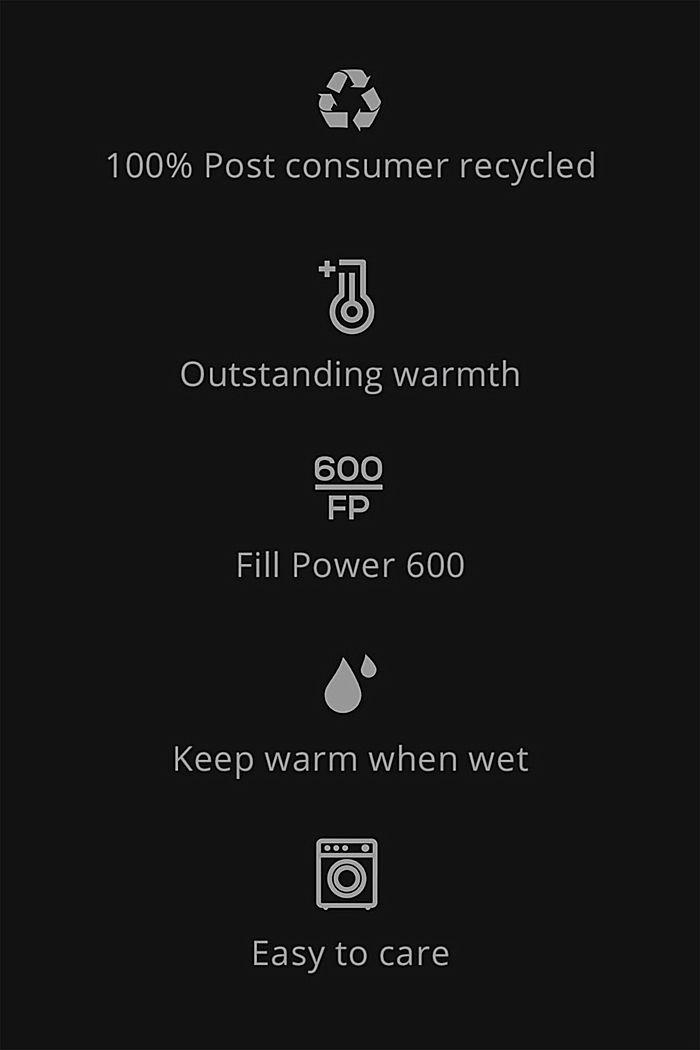 Gewatteerde jas met 3M™ Thinsulate™-vulling, YELLOW, detail image number 4