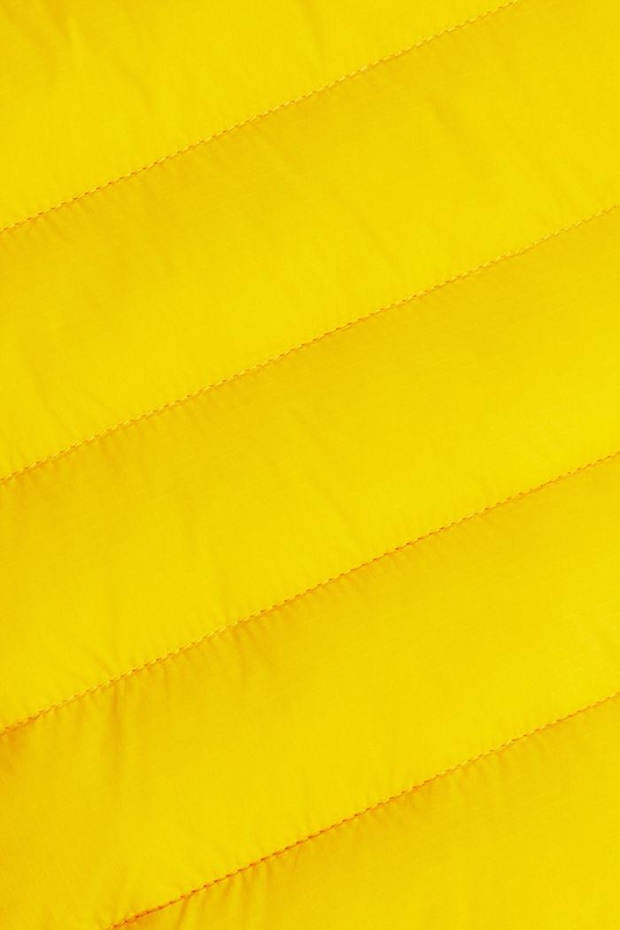 Gewatteerde jas met 3M™ Thinsulate™-vulling, YELLOW, detail image number 5