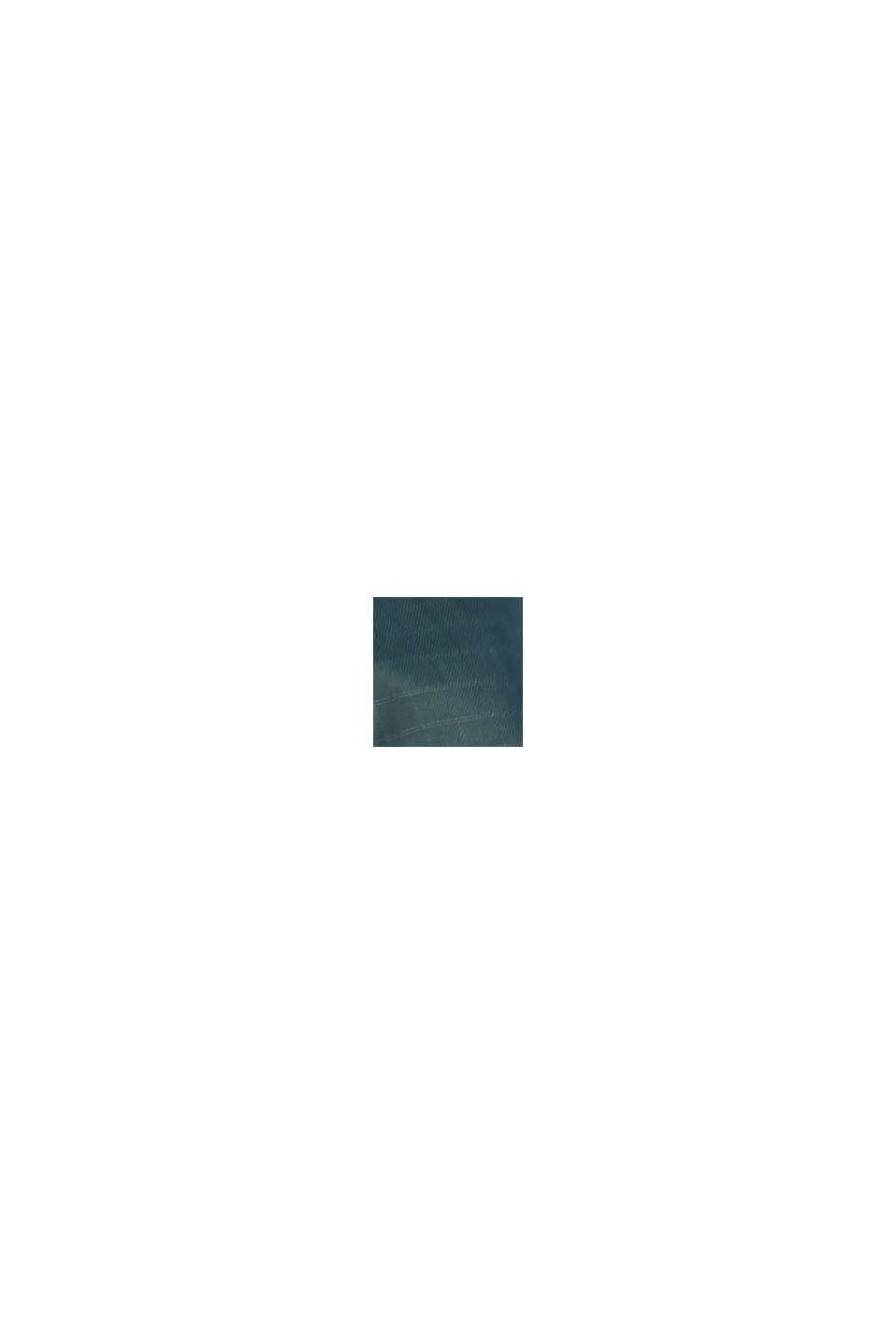 Gerecycled: bodywarmer met 3M™ Thinsulate™, TEAL BLUE, swatch