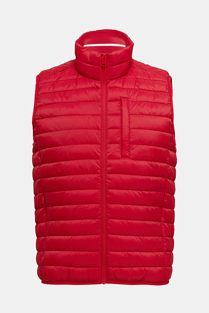 Bodywarmer 3M™ Thinsulate™, RED, detail image number 6
