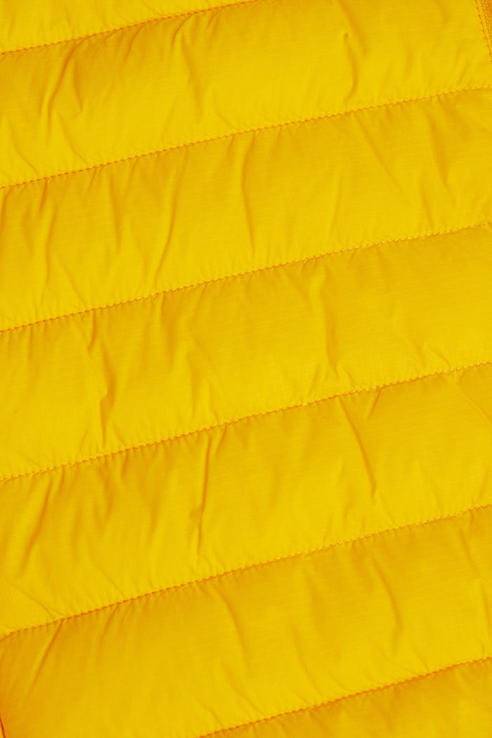 Quilted bodywarmer made of 3M™ Thinsulate™, YELLOW, detail image number 5