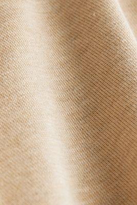 Jumper made of 100% organic pima cotton, BEIGE 5, detail
