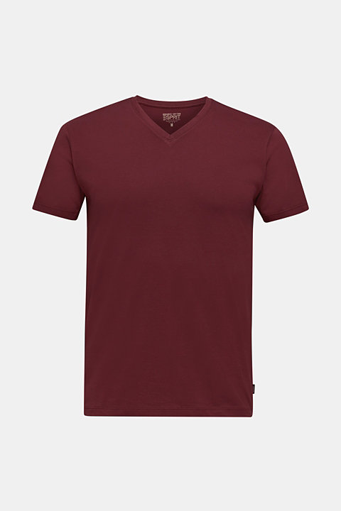 Jersey T-shirt in 100% cotton
