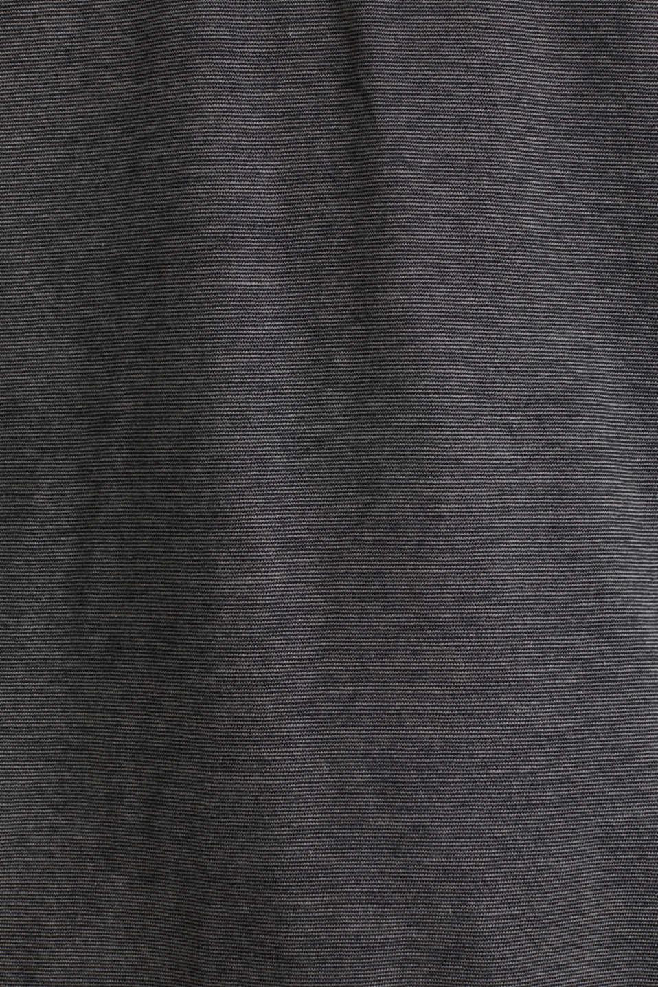 Jersey T-shirt in 100% cotton, BLACK 3, detail image number 5