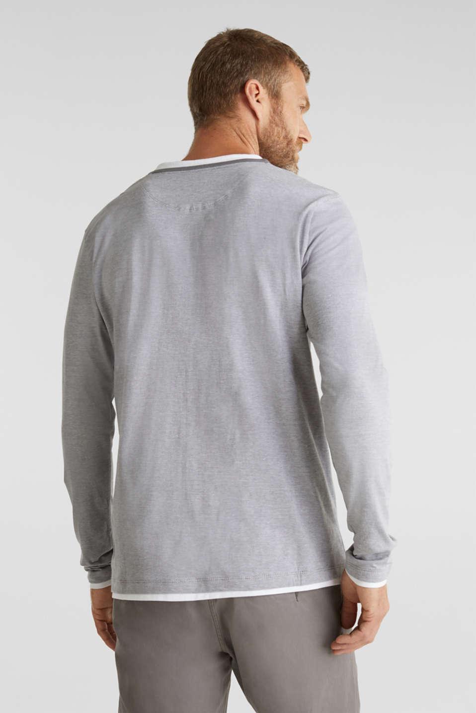 T-Shirts, MEDIUM GREY 3, detail image number 3