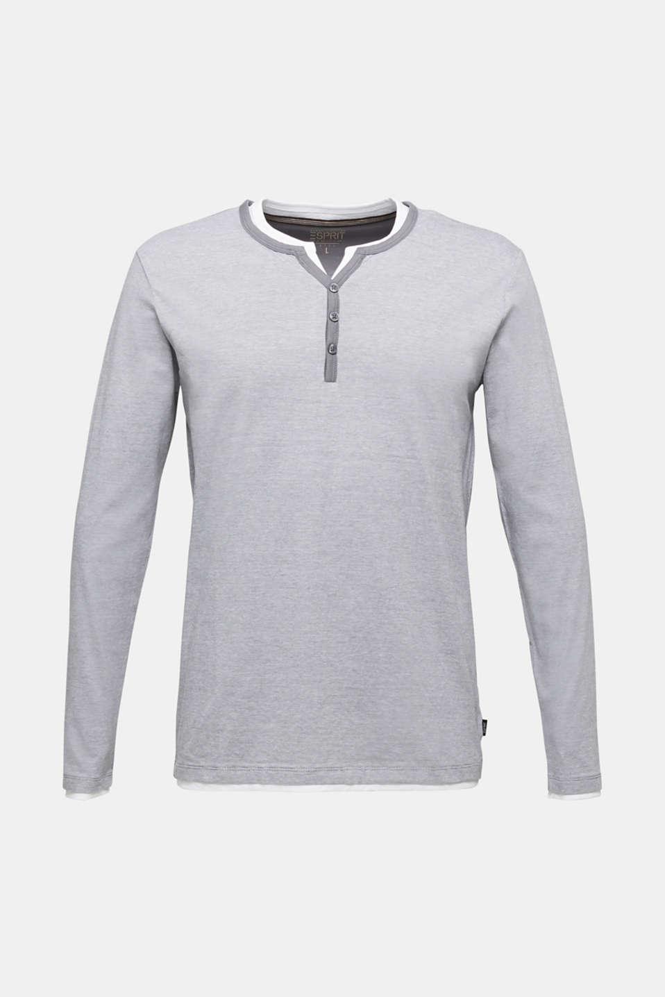 T-Shirts, MEDIUM GREY 3, detail image number 6